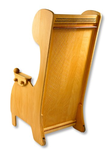 Klangstuhl mit Monochord
