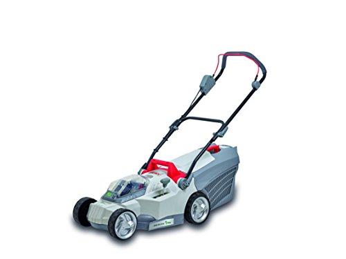 Ikra Batterie Tondeuse à Gazon IAM 40–3725, 40 V, à herbe 40 L, Largeur de coupe 37 cm, Hauteur de coupe réglable 5 voies 25–75 mm