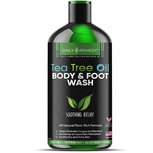 FineVine Tea Tree Oil Body Wash
