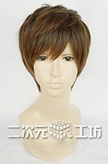 耐熱コスプレウィッグ グラスホッパー 山田涼介 NEW変装★ cos wig