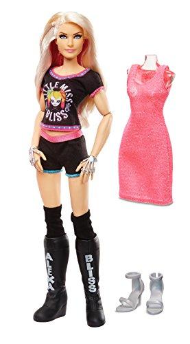 WWE Superstars Fashions Alexa Bliss