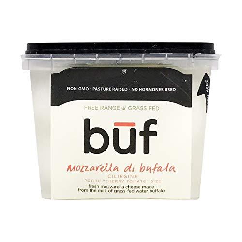 Buf Creamery, Mozzarella Bufala Ciliegine, 7 Ounce