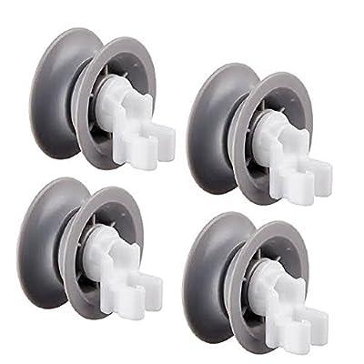 00611666-4 Dishwasher Wheel Kit