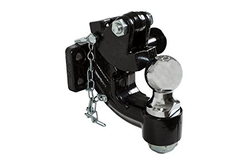 Buy Buyers Products 10057 10-Ton Mount Combination Hitch with 2-5/16 Inch Ball