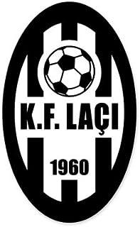 KF Laci - Albania Football Soccer Futbol - Car Sticker - 5