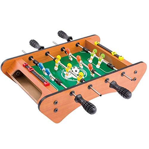 Combo Game Table Soccer football machine children's puzzle parent-child interactive billiards portable outdoor billiard 3-10 years old intellectual development toy give children the best gifts
