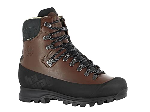 Hanwag Men's Alaska 100 GTX Boot, Brown, UK 11