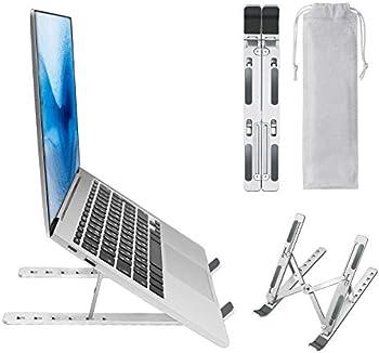 Vcertcpl Ergonomic Aluminum Laptops Elevator