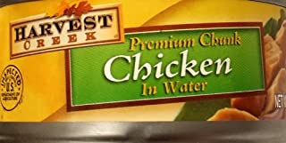 harvest creek canned chicken