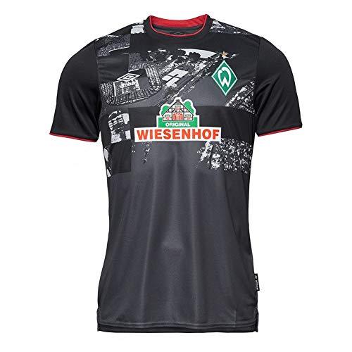 Werder Bremen Umbro City Trikot Stadt Trikot (L, schwarz)
