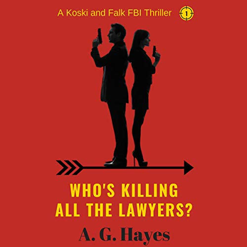 Who's Killing All the Lawyers? cover art