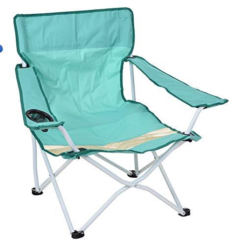 Redcliffs campingstuhl Junior 74x18x13 cm Stahl grün