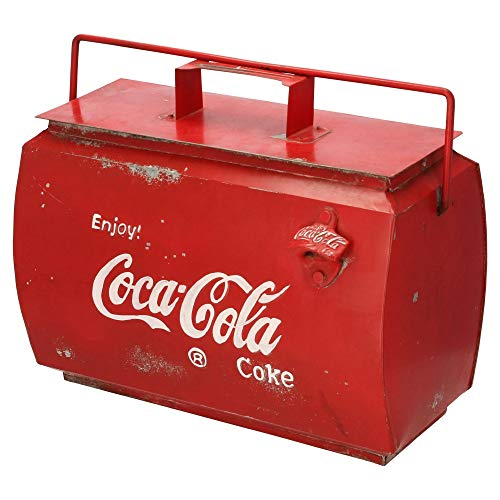 Coca Cola Retro Nevera Portátil