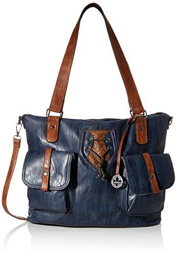 Rieker Damen H1380 Handtasche