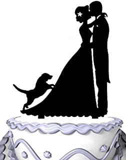 Best cake topper with dog Reviews