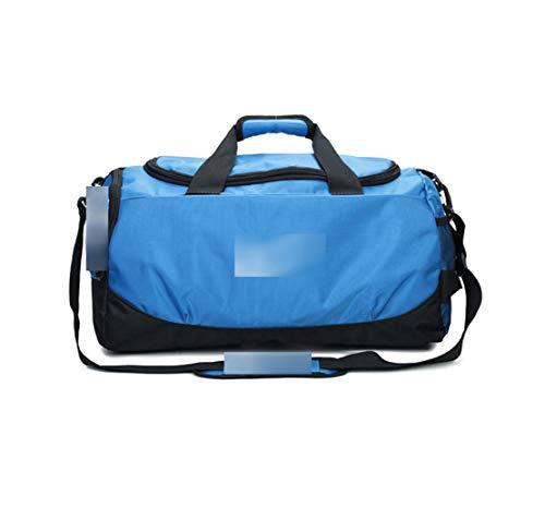Janexi Borsa Sportiva Multiuso Taekwondo Borsa a Mano Uomo Borsa da Palestra Donna Portatile Borsone da Viaggio Leggero Messenger Bag Con Scompartimento Scarpe
