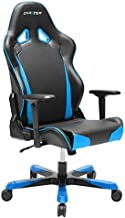 DXRacer Gaming Chair Tank Series Black and Blue, GC-T29-NB-S4