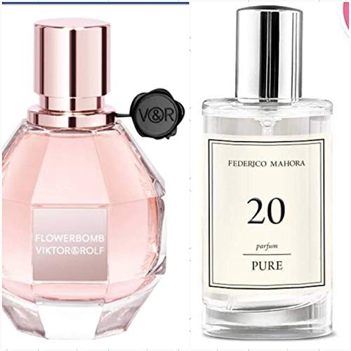 FM by Federico Mahora 20 Perfume Collection donna Pure 50 ml