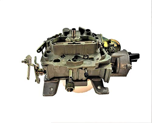 A-Team Performance 138 Carburetor Type Compatible with Rochester M2MC V6 Buick GMC GM Car Trucks 265 231 252