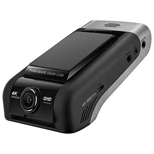 Thinkware U1000 4K Dash Cam, 2160P UHD-Auto-Frontkamera, Dashcam - Ultrahochauflösende Dashcam mit Nachtsichtfunktion, 32 GB SD-Karte, Kabel zur Stromversorgung der Kamera Über den Akku, - Android