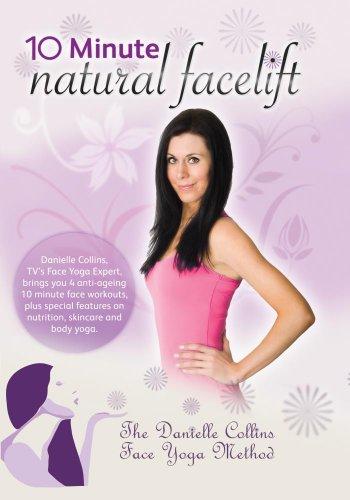 Danielle Collins - 10 Minute Natural Facelift