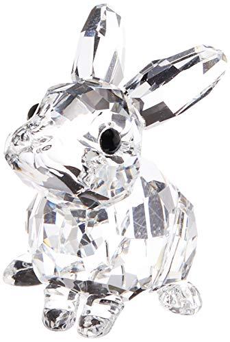 Swarovski Baby Rabbit Statuetta da Collezione