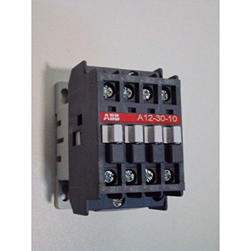 ABB Stotz S&J 3471522042804 - Protezione di Potenza A12-30-10-80, 230 V/50 Hz, 240 V/60 Hz