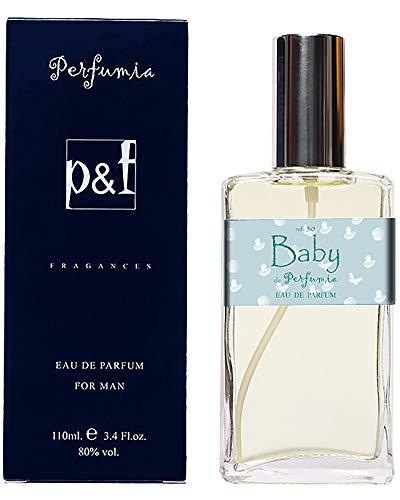 Eau de Parfum infantil by p&f Perfumia, Vaporizador (BABY, 110 ml)