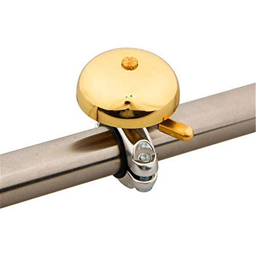 CKQ-KQ Fiets Bell- Mountain Bike Bell Past Handle Bar Diameter 22.2-25.4mm Copper Bell Bicycle Retro Horn Fixed Gear Super Bell Ruiter accessoires, Fiets Accessoires