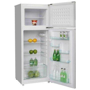 Akai AKFR242L Libera installazione 210L A+ Bianco frigorifero con congelatore