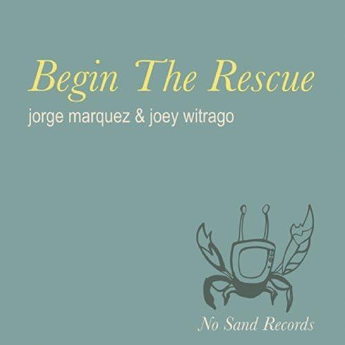 Jorge Marquez & Joey Witrago
