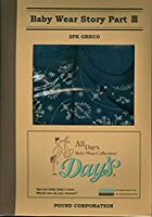 Day's インナー (洗い替え用2枚セット) 13D003-3-2-75 2枚組グレコロンパース サイズ75 old bandana 天竺綿100%