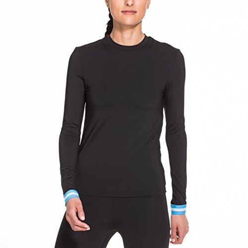 Gregster Damen Sport Shirt Nada, Schwarz, S, 12857