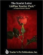 The Scarlet Letter LitPlan - A Novel Unit Teacher Guide With Daily Lesson Plans (LitPlans on CD)