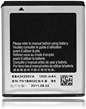 Replacement Generic Battery for Samsung Freeform III R380, Evergreen A667, Solstice II A817, Flight II A927, Seek M350, Trender M380, Array M390, Freeform 4 R390, Messager Touch R630, Character R640, Smiley T359, Gravity TXT T379, Gravity 3 T479, Gravity T T669 ( EB424255VA )