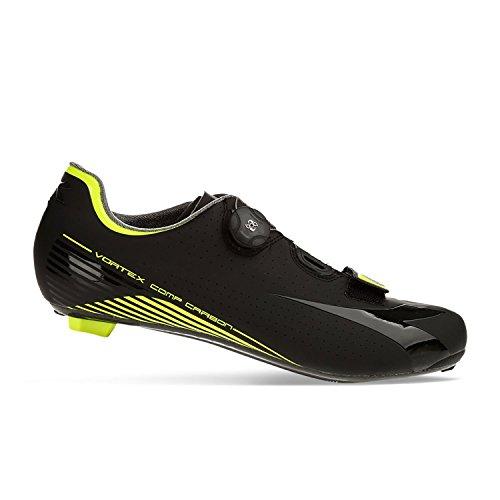Diadora Vortex-Comp Carbon Zapatillas de Ciclismo - Hombre Negro Size: 40 EU