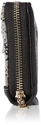 GUESS Vintage Large Zip Around Wallet