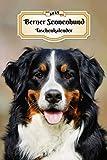 2021 Berner Sennenhund Taschenkalender: 107 Seiten, DIN A5 | 12 Monate Kalender | Terminplaner | Tagebuch | Terminkalender | Organizer für Hundeliebhaber