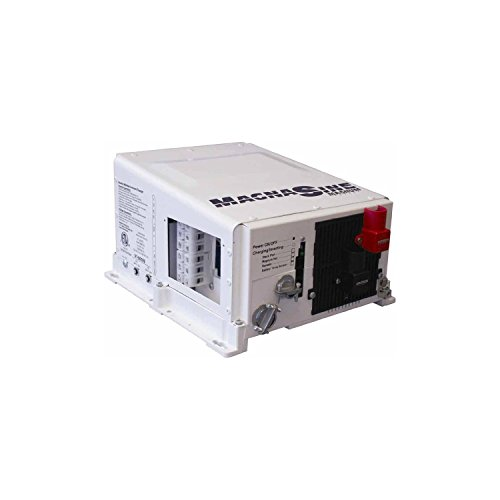 Magnum Energy MS4448PAE MS-PAE Series 4400W 48VDC Pure Sine Inverter Charger; Provides multiple ports, including an RS485 communication port for network expansion, and a remote port
