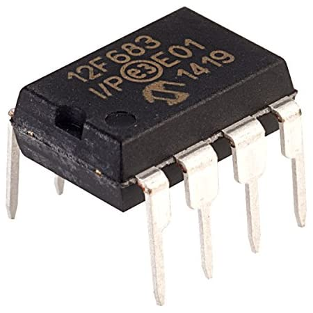 IC MCU 8 Bit 10pcs Microchip PIC16F687-I//SO  New