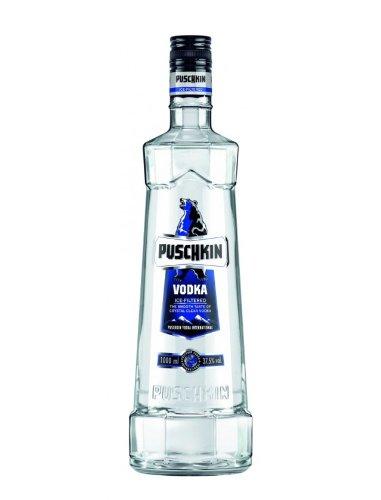 Puschkin Vodka 0,5l Wodka 37,5% vol.