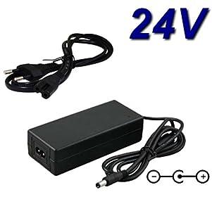 Top cargador® Adaptador alimentación cargador 24V para barra de sonido Samsung hw-k450/ZF