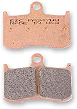 EBC Double-H Sintered Front Brake Pads FA347HH