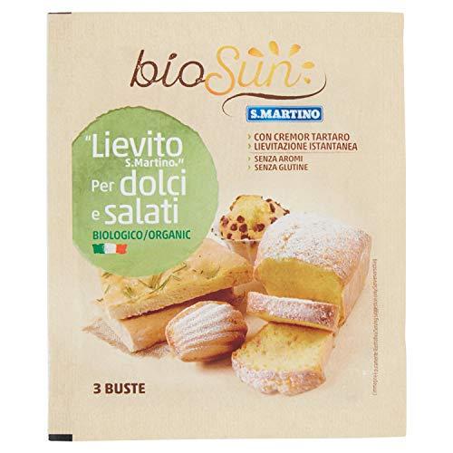 San Martino Lievito Bio senza Glutine, 48g