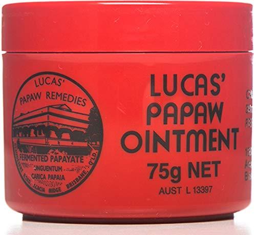 Lucas Remedies Pawpaw Salbe 75g Topf