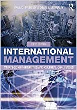 INTERNATIONAL MANAGEMENT [Paperback] [Jan 01, 2015] Paul D. Sweeney & Dean B. Mcfarlin
