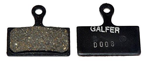 GALFER Bike Standard Brake Pad Shimano XTR-SLX, Unisex Adulto, Negro, ESTANDAR