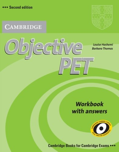 Objective PET Workbook with answers Second edition