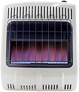 Mr. Heater Corporation Vent-Free 20,000 BTU Blue Flame Propane Heater, Multi