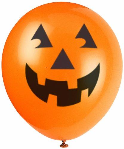 Karved pompoen Halloween Ballonnen 12